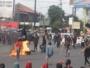 Demo Hari Buruh di Pertigaan UIN, Semua Pihak Mendadak Beringas